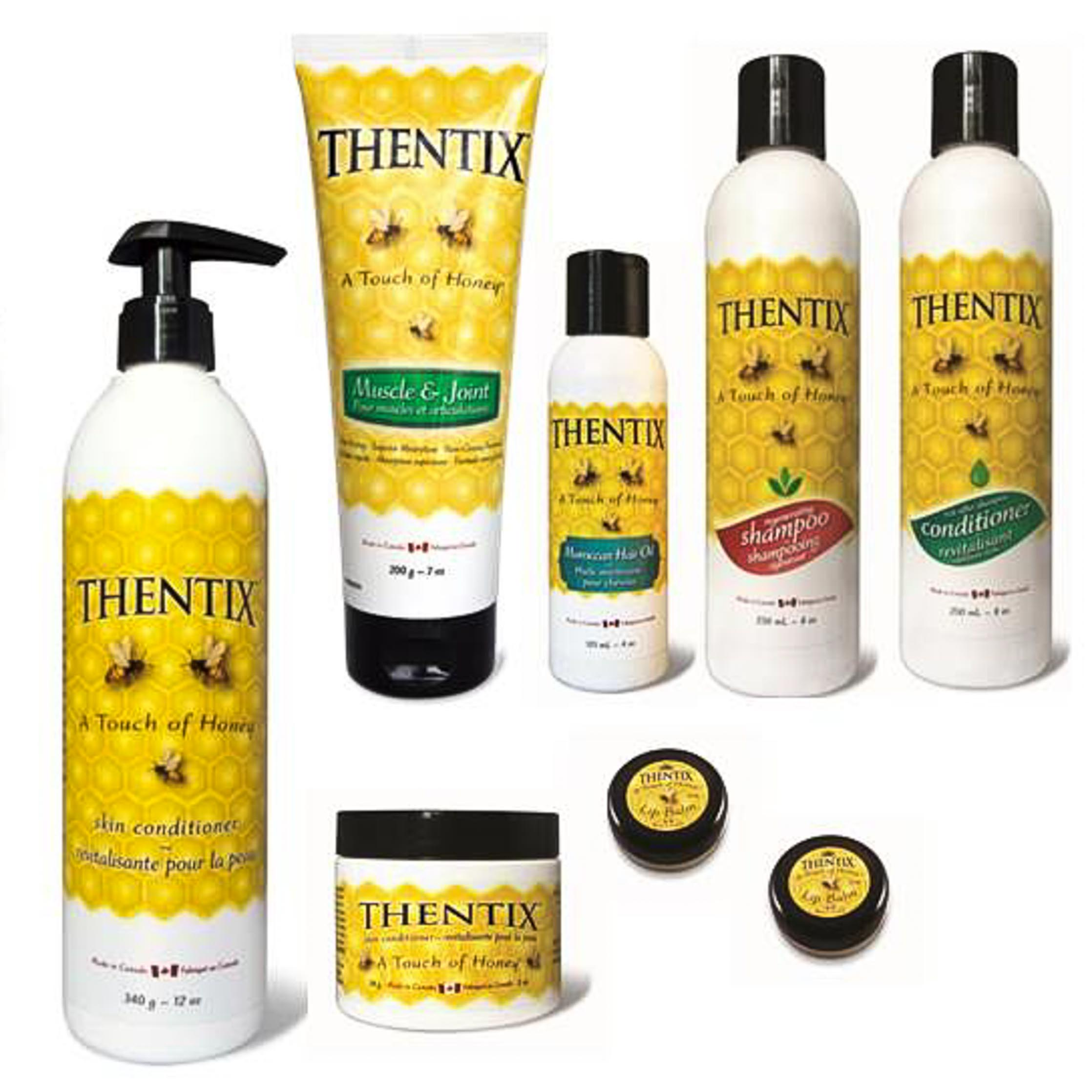 Thentix Six Product Package